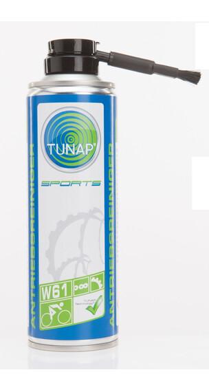 Tunap W61 Reiniging & onderhoud 300 ml blauw/wit